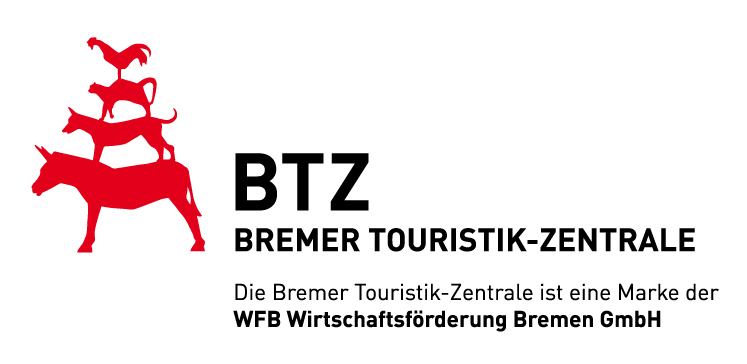 Logo Bremer Touristik-Zentrale